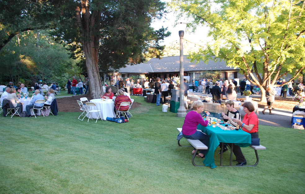 The Taste of Hoover at Aldridge Gardens is just one of many events happening this month.
